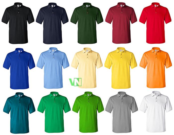 Chọn màu áo đồng phục