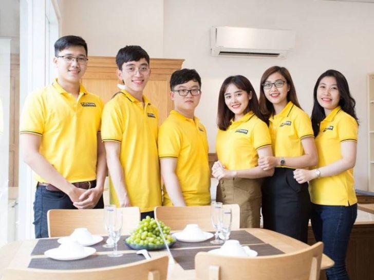 May đồng phục áo thun quận Gò Vấp - May đồng phục giá rẻ VN