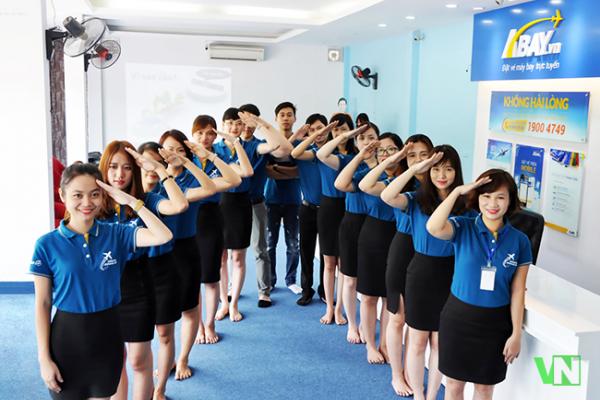 May đồng phục quận Tân Bình - May đồng phục giá rẻ VN
