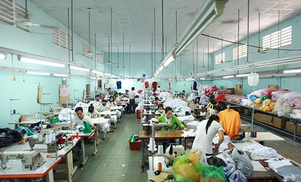 công ty may đồng phục sơ mi, áo thun tại đồng nai, long an, hcm