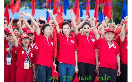 may đồng phục Quảng trị - may dong phuc gia re