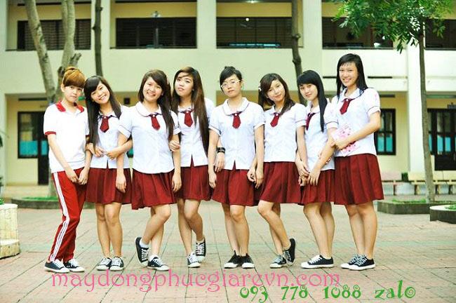 may đồng phục tại Quảng Ninh- may dong phuc gia re