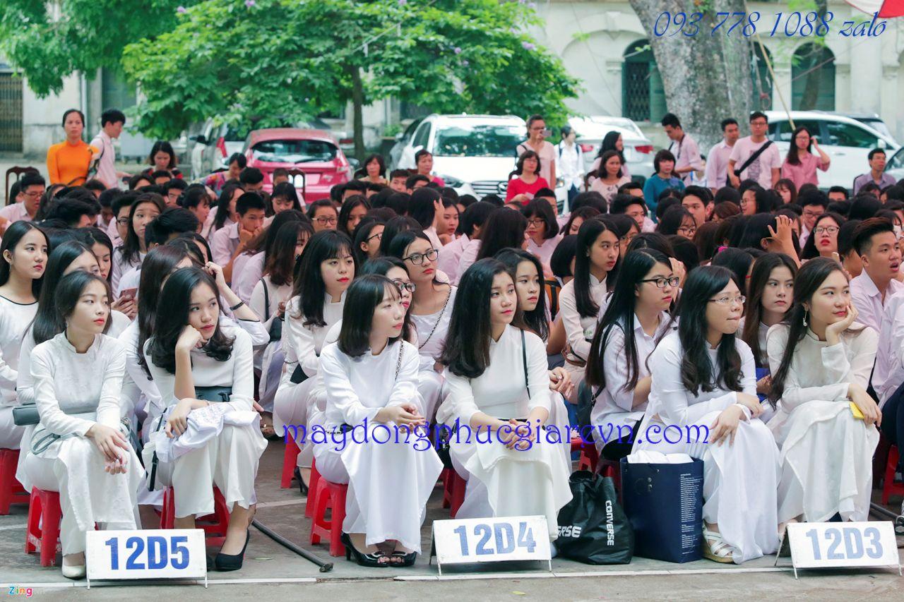 may đồng phục tại Thái Nguyên - may dong phuc gia re