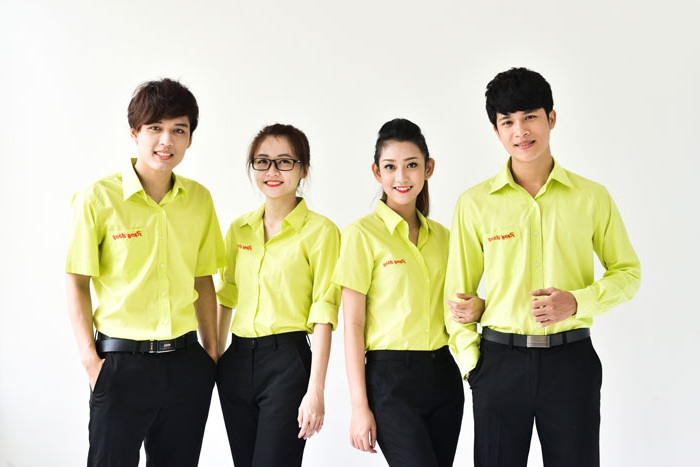 May đồng phục áo thun Rạch Giá, Long Xuyên, Sa Đéc, Cao Lãnh