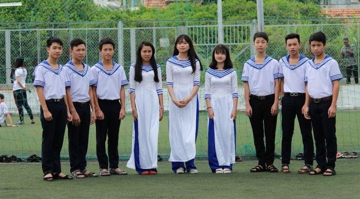 In May đồng phục áo thun Gò Vấp, Hóc Môn, Bình Chánh, quận 2