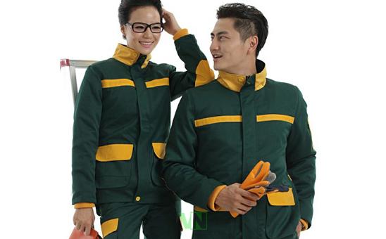Đồng phục bảo hộ lao động công nhân