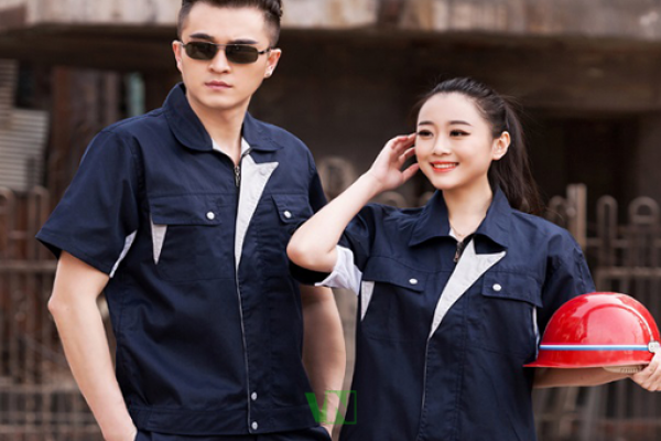 Đồng phục bảo hộ lao động đẹp