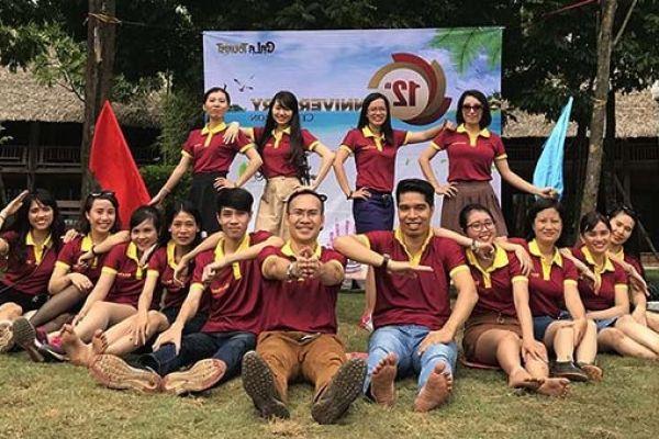 May đồng Phục áo thun Quận Tân Phú