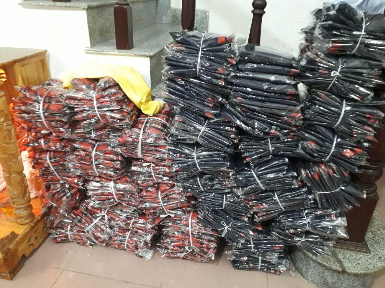 May áo thun quận Bình Tân