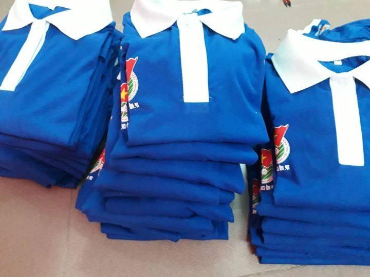 May đồng phục áo thun quận Bình Tân đảm bảo