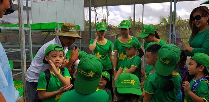 May mũ nón Đồng Nai